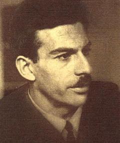 Photo of Elio Vittorini