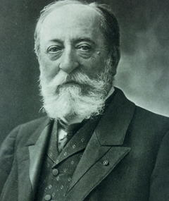 Photo of Camille Saint-Saëns