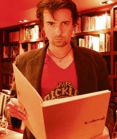 Photo of Emmanuel Lautréamont