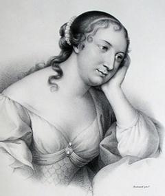 Foto de Madame de La Fayette