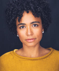 Photo of Lauren Ridloff
