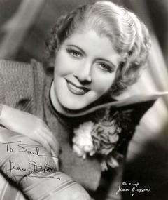 Photo of Jean Dixon