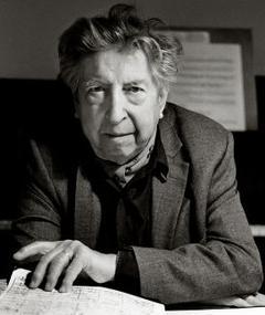 Photo of Henri Dutilleux