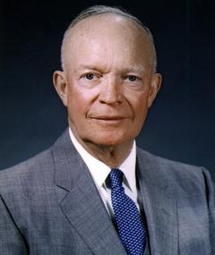 Foto van Dwight D. Eisenhower