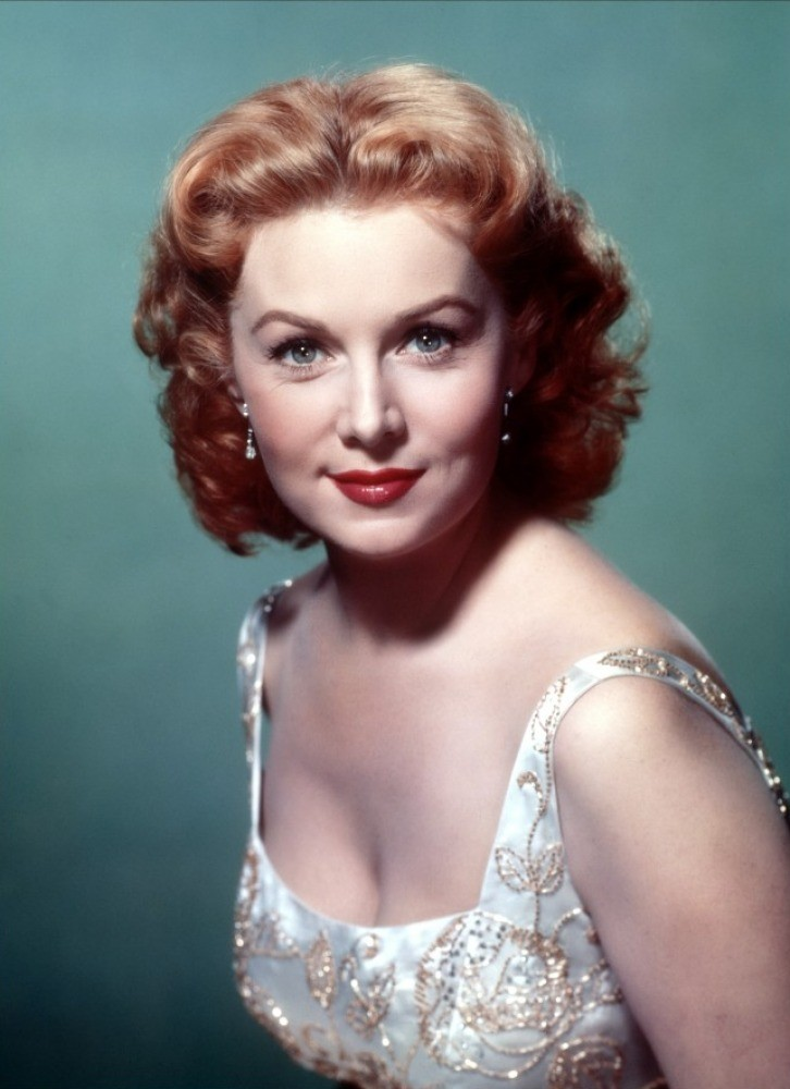 Rhonda Fleming – Movies, Bio and Lists on MUBI