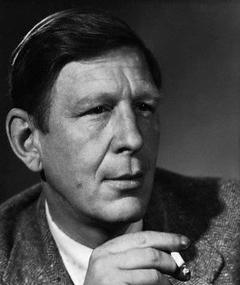 Photo of W.H. Auden