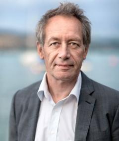 Photo of Robert Hunger-Bühler
