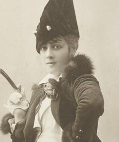 Photo of Jacqueline Forzane