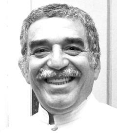 Photo of Gabriel García Márquez