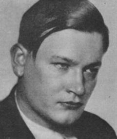 Photo of Walter Gronostay