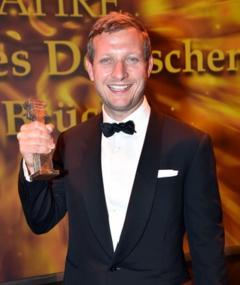 Photo of Tobias Lindholm