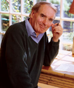 Photo of Gerald Clarke