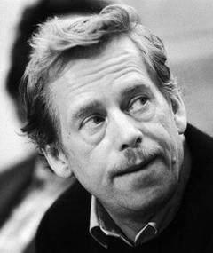 Poza lui Václav Havel