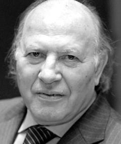 Photo of Imre Kertész