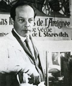 Photo of Wladyslaw Starewicz