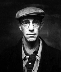 Photo of Derek Jarman