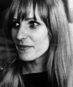 Photo of Gudrun Ensslin