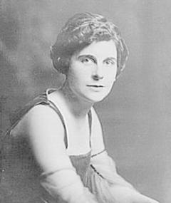 Photo of Clara Beranger