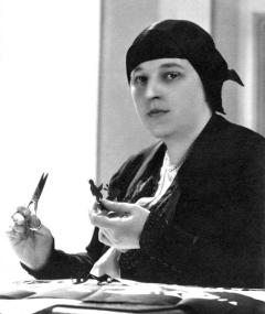 Photo of Lotte Reiniger