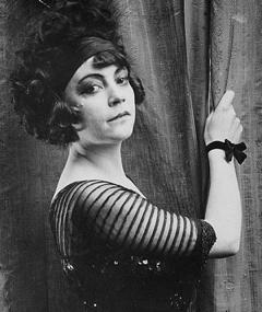 Photo of Asta Nielsen