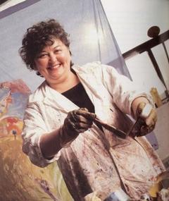 Photo of Joyce Wieland