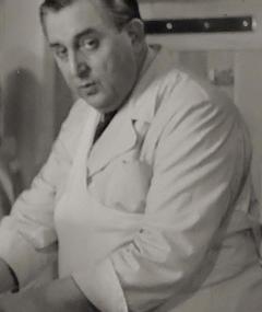 Photo of Hans Grimm