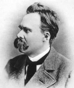 Photo of Friedrich Nietzsche