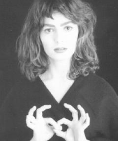 Photo of Emmanuelle Laborit