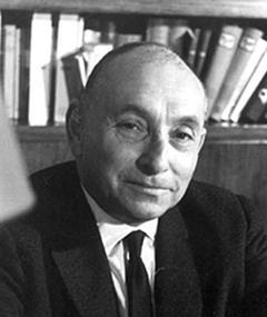 Photo of Pierre Braunberger