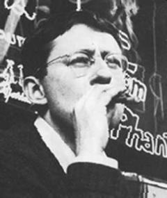 Photo of Guy Debord
