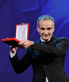 Photo of Olivier Assayas