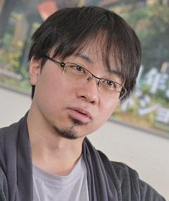 Photo of Makoto Shinkai
