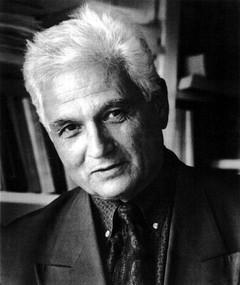 Photo of Jacques Derrida