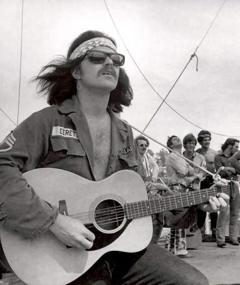 Photo of Country Joe McDonald