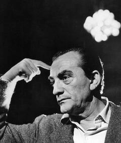 Foto van Luchino Visconti