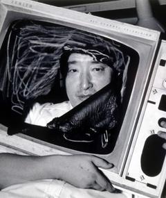 Photo of Nam June Paik