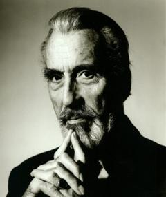 Foto von Christopher Lee