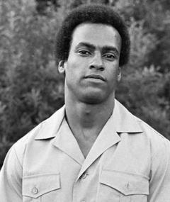 Photo of Huey P. Newton