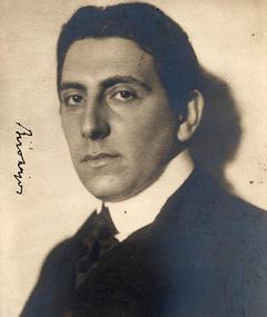 Photo of Lajos Biró