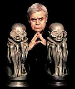 Photo of H.R. Giger