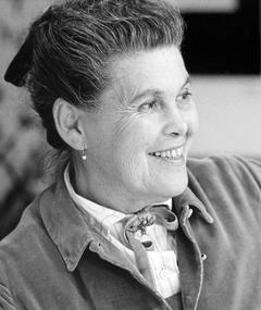 Photo of Ray Eames