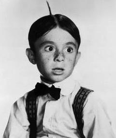 Photo of Carl 'Alfalfa' Switzer