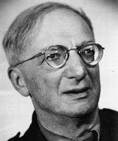 Photo of Alfred Döblin