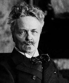 Photo of August Strindberg