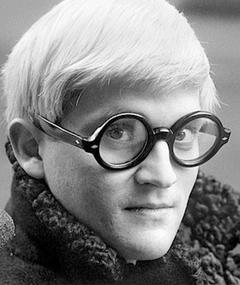 Photo of David Hockney