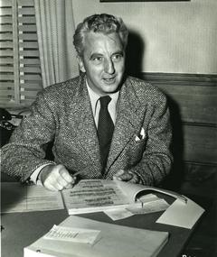 Photo of Dudley Nichols