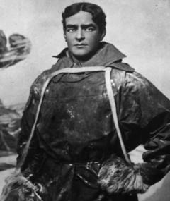 Photo de Ernest Shackleton