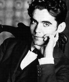 Photo of Federico Garcia Lorca