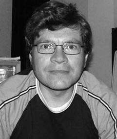 Photo of Mark Ayres