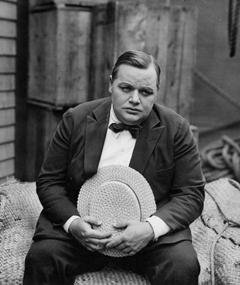 "Foto von Roscoe ""Fatty"" Arbuckle"